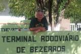 com Reginaldo em Bezerros / Pernambuco: 04.01.2008