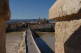 Roman Bridge Cordoba.