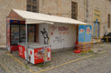 Kiosk grafitti Chania, Crete..jpg