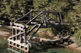 Part of the old bridge over Arroyo Ruca Malen Argentina.jpg