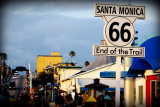 Route 66 - The End