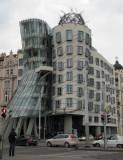 Praha (Prague) - Dancing house
