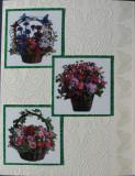3 Square Flowers