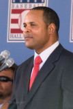 Barry Larkin Baseball Hall of Fame Weekend Cooperstown, NY