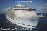 Allure Of The Seas - December 2011