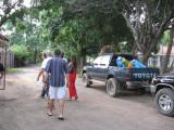 Christmas Eve at San Jorge orphanage