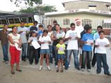 Christmas Eve in San Juan del Sur