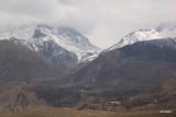 look back - Thorong La pass
