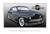 Fabulous Customized 1950 Mercury