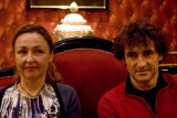 Catherine Frot & Albert Dupontel - Toulouse - Novembre 2009.jpg