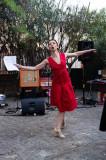 Nedjma Merahi Soirée de Présentation If au Musée St Raymond   02/05/2012
