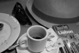 Coffee, Café A Brasileira, Lisbon
