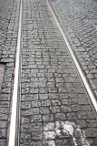 Tram Tracks, Lisbon