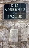Street Sign, Lisbon
