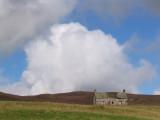 Ruin near Moulin, Perthshire