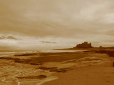 Holy Island, Bamburgh Castle Oct. 2007