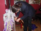 Musik aus Burma - Galerie Stoll Kultursalon 25.02.2011