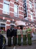 Htwe Oo Myanmar in Europa: Amsterdam