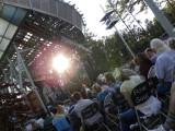 Sunset at Koka Booth Amphitheater
