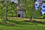 Abandon Farm In Iowa