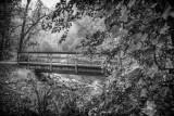 Bridge on a Foggy Morning