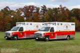 Waldorf, MD - Ambulance 39 & 399