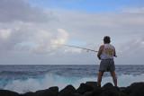 RMD, the fisherman