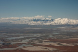Wasatch Mountains and Great Salt Lake