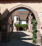 La Cour des nobles, Riquewihr