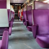 Le TGV Mulhouse-Paris
