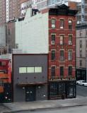 Vu du High Line à New York