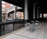 Sur le High Line
