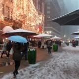 L'hiver à New York