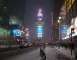 Retour à Times Square