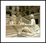 Palais du Louvre : Cour Marly