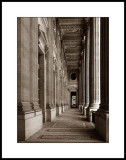 Perspective au Louvre