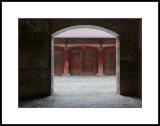 Porte ouverte sur portes closes, Alsace