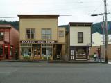 Skagway, Alaska - pour les touristes / for tourists