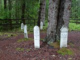 Dyea - dernière localité avant la / last town before the - Chilcoot Trail