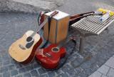 Street Musicans Strike   Day 2 !