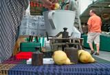 Old Style Market Vendor