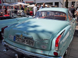 Borgward Isabella Coupe'