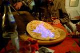 Apple Flame Cake