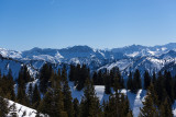 the View on Tegelberg at 1700 meters