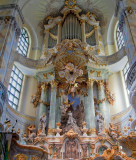 Frauenkirche (Church of our Lady) The Altar