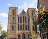 Ripon Cathedral and Churches of North Yorkshire