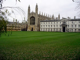 King's College Cambridge December 2011