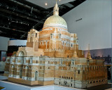 Model of the Metropolitan Cathedral