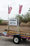yes, thank you Vets!