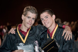 Mason and Tony -- Class of 2012